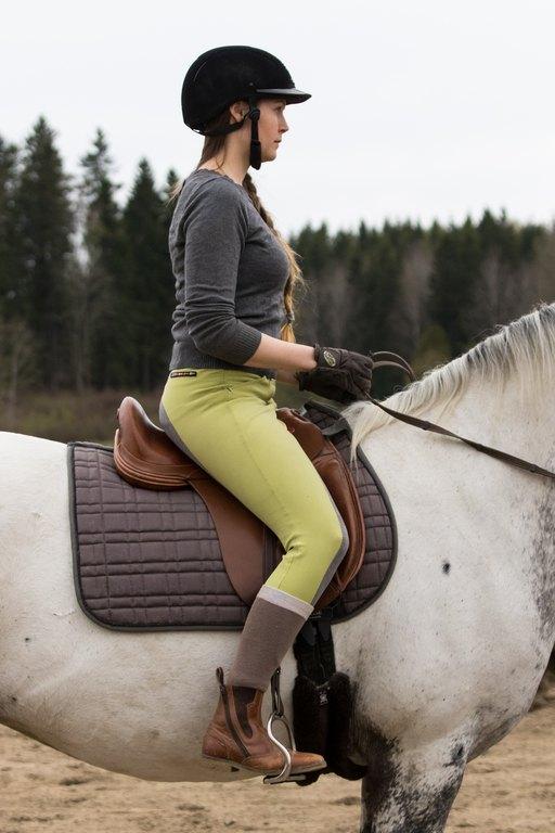 Etukeno ja ratsastus